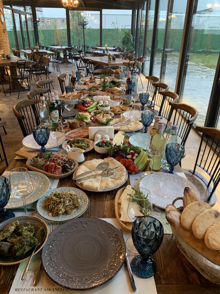 cibo in Georgia