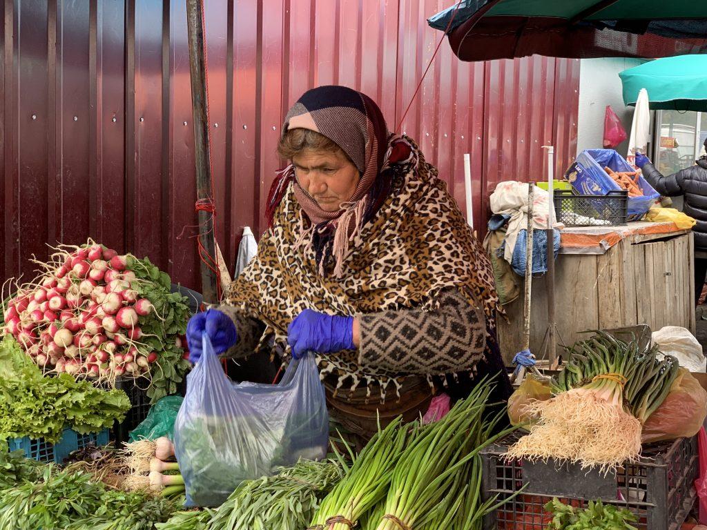 Dynamo market Tblisi