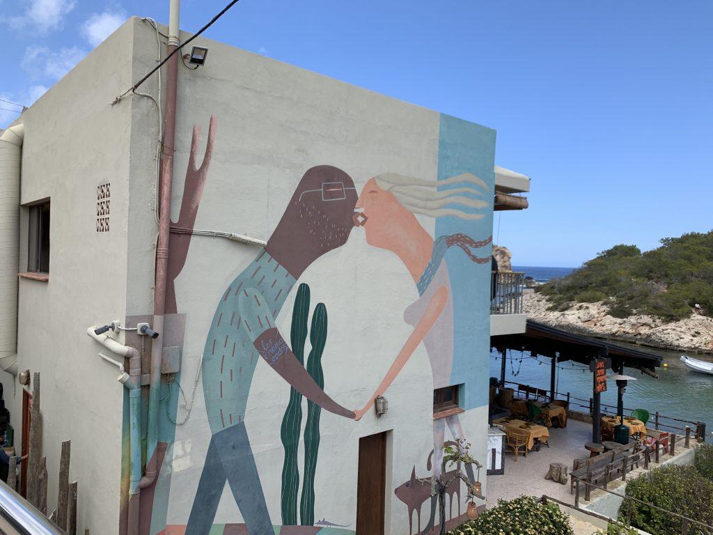 Los Enamorados Portinax Ibiza