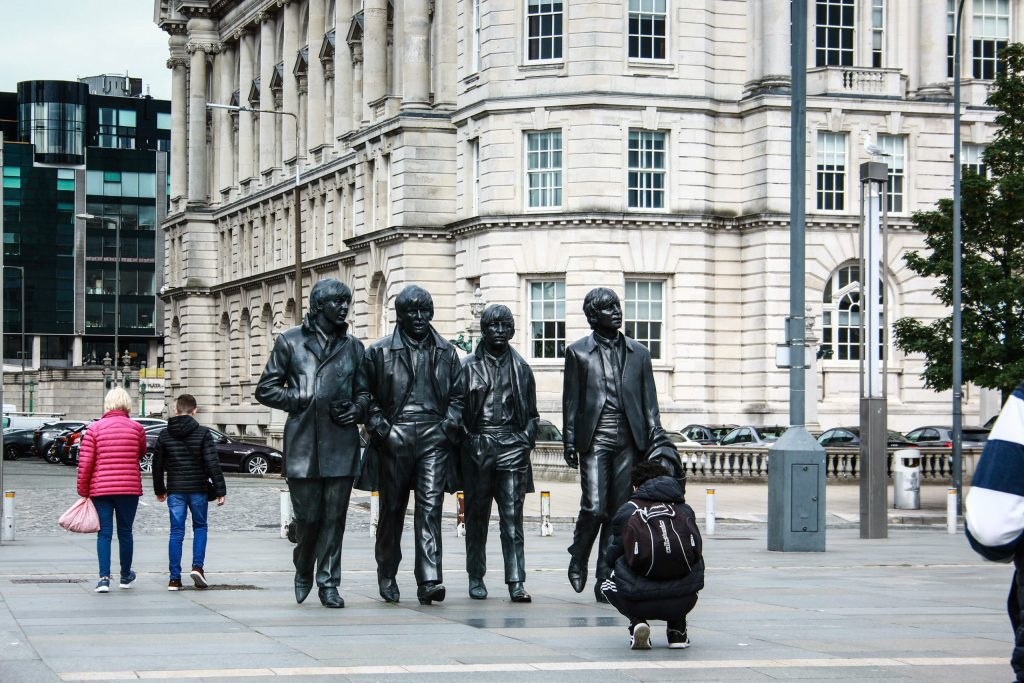 Beatles Liverpool