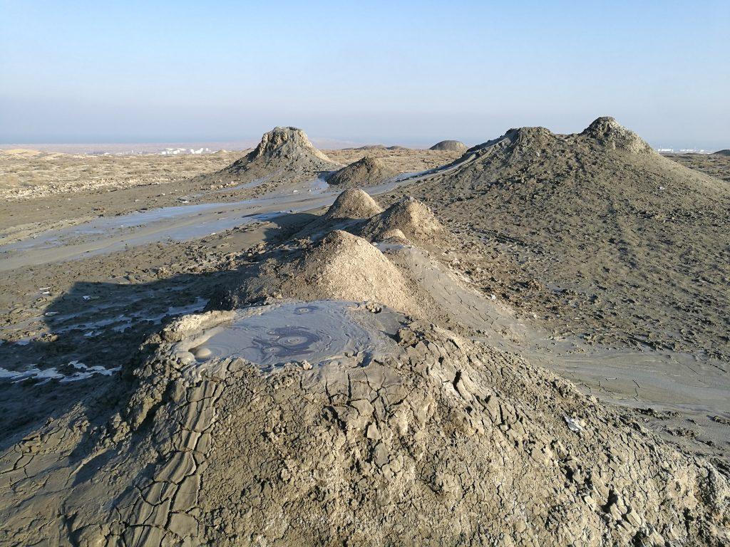 Vulcani di fango, Arerbaijan