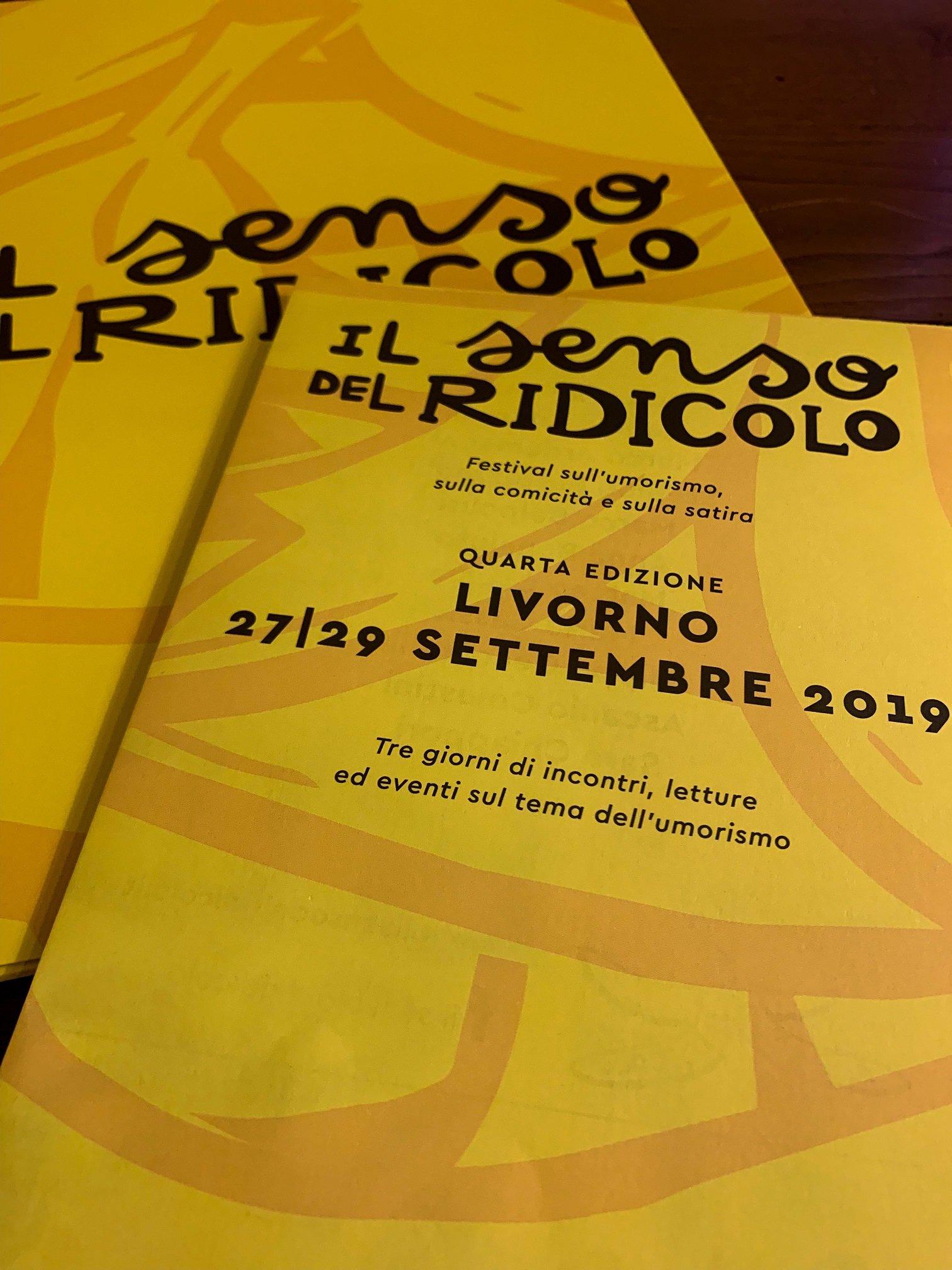 Ridere e sorridere, a Livorno
