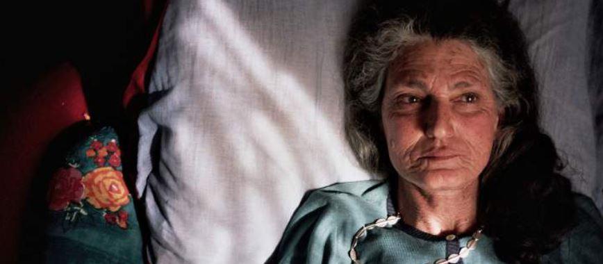 La donna che scompare. Benedetta Barzini e il film sulla sua sparizione