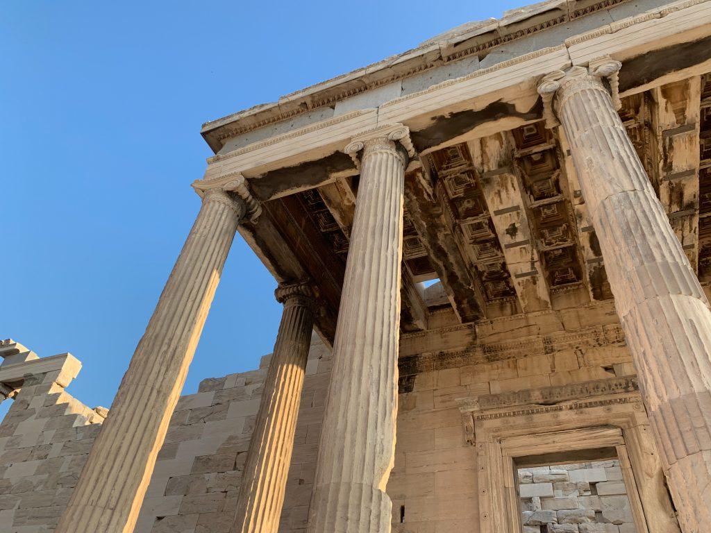 Atene Acropoli
