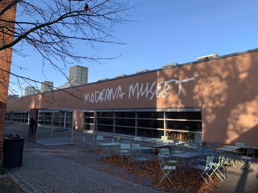 Stoccolma, il Moderna Museet