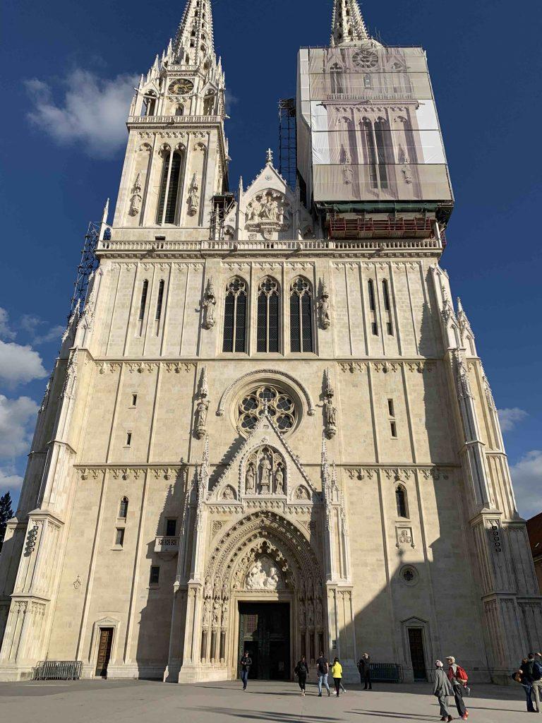 cattedrale, Zagabria