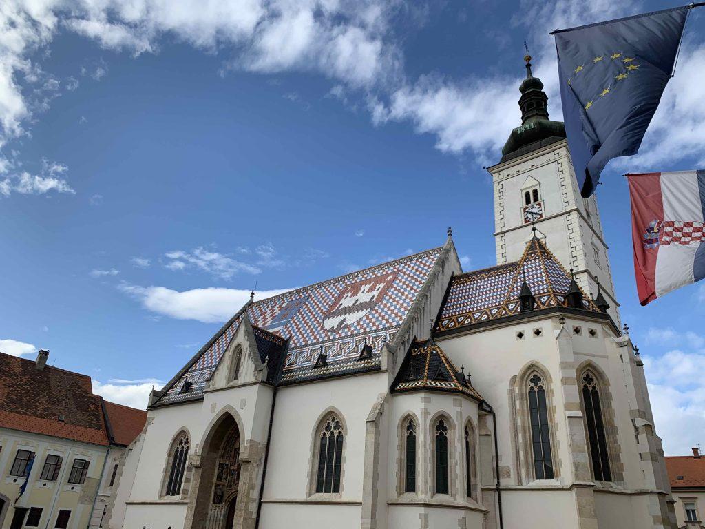 Chiesa S. Marco, Zagabria