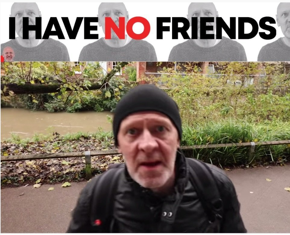 Non hai amici? Fai come Mark