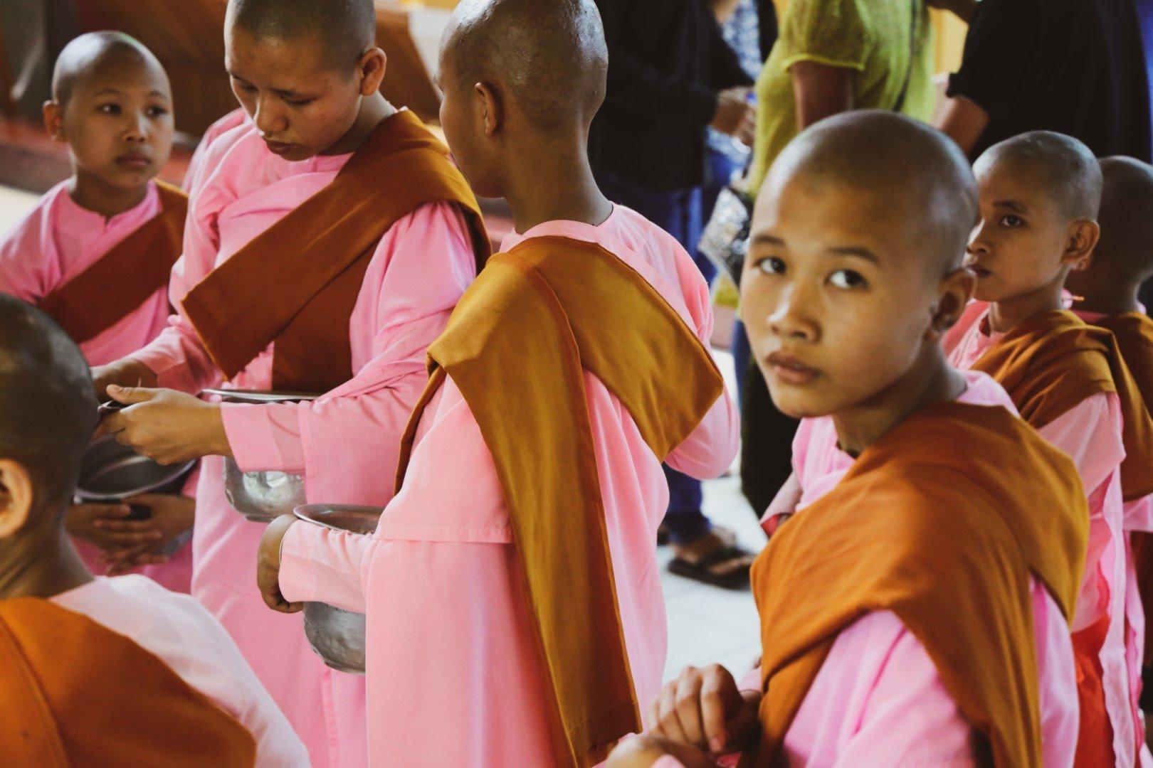 Myanmar, come cento anni fa