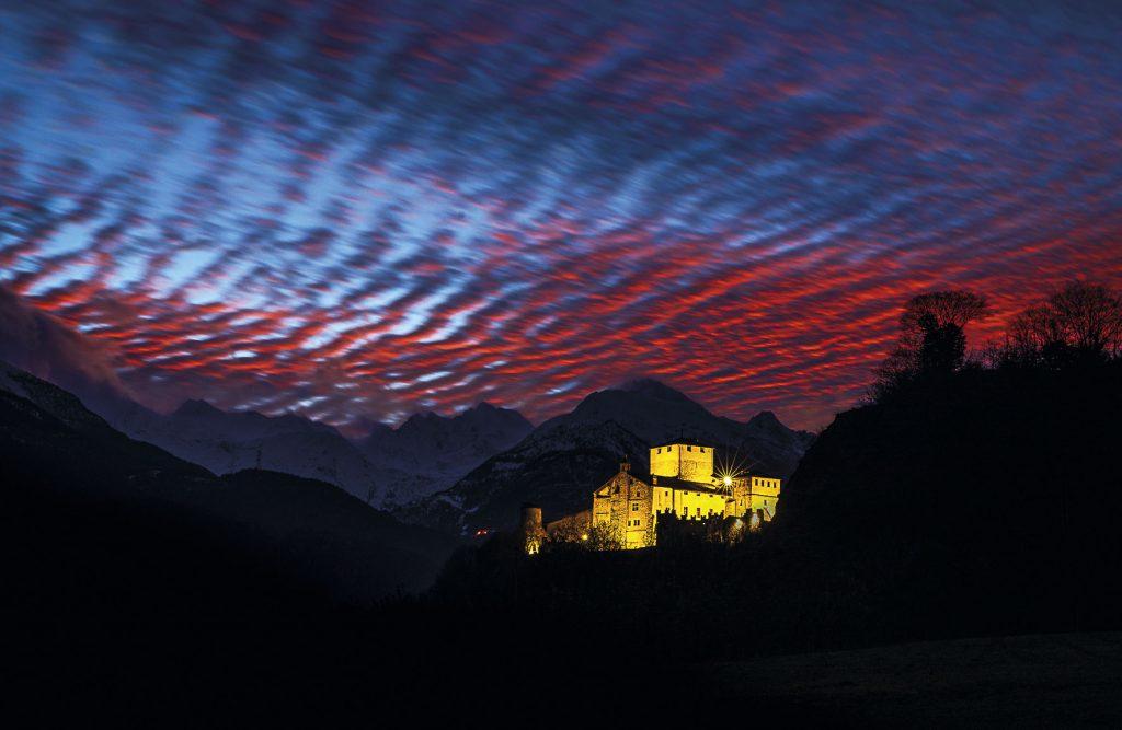 Sain Pierre: Castello Sarriod de la Tour