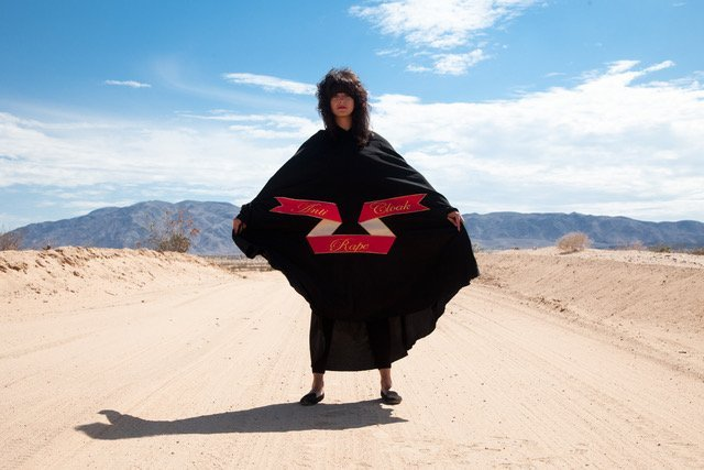 Anti Rape Cloak - Desert, Sarah Maple