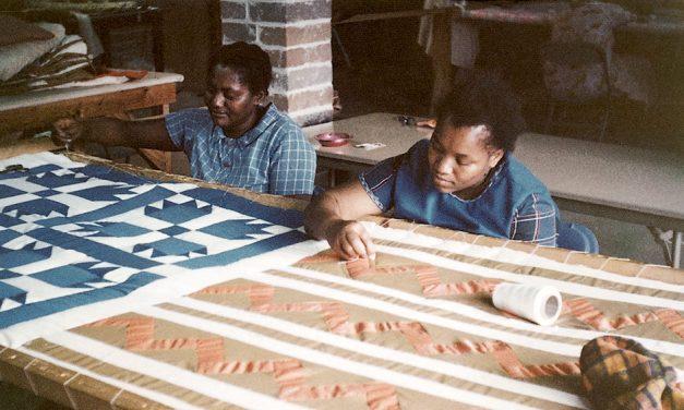 Le artiste del quilt (che non sanno niente di arte)
