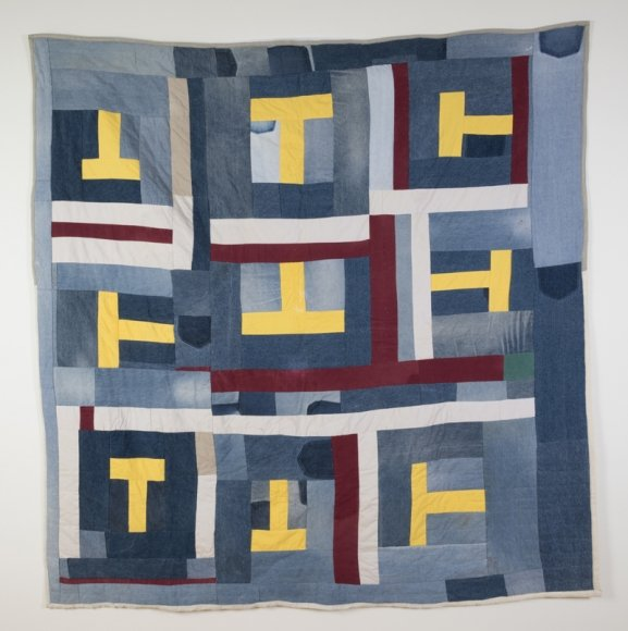 Quilt di Gee's Bend