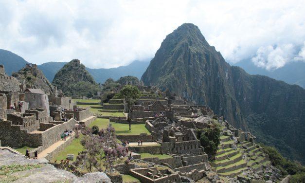 Macchu Picchu, bello e sostenibile