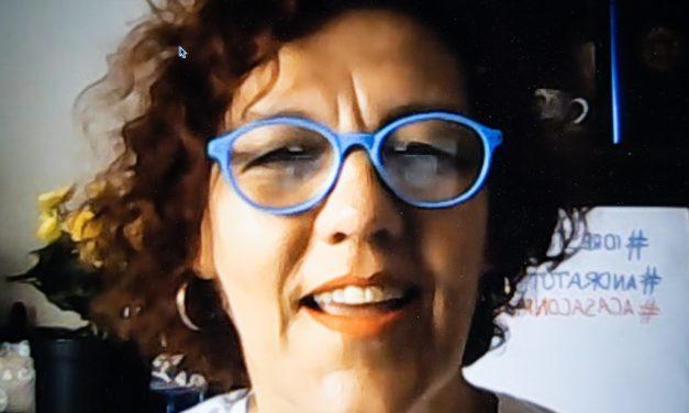 Renata Pelitti si è creata una sua trasmissione in diretta