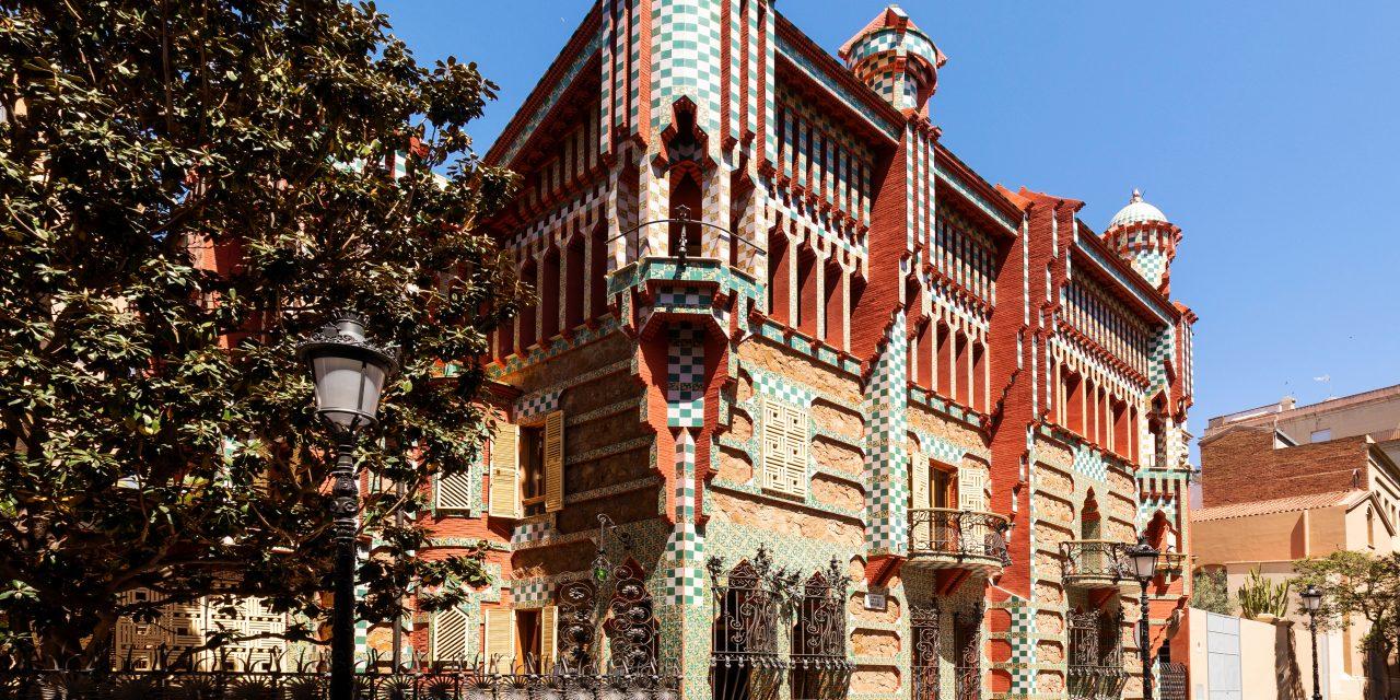 Dormi per 1 euro in casa di Gaudì