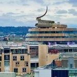 Edimburgo e l'hotel di 'cacca'